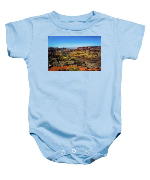 Grand Canyon Baby Onesie