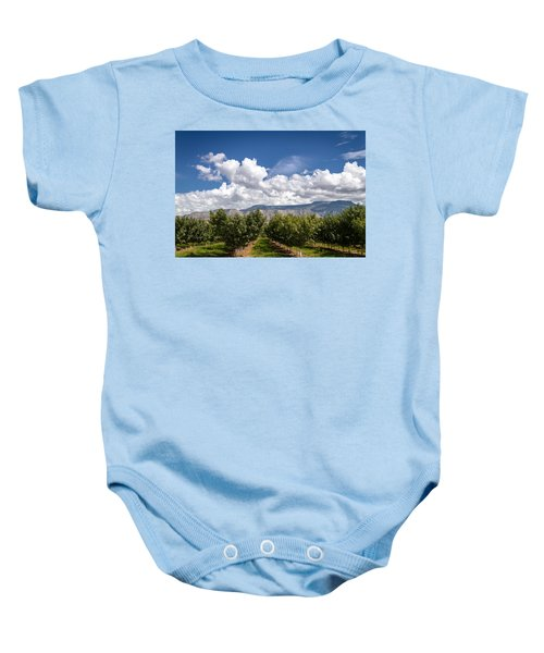 Grand Valley Orchards Baby Onesie