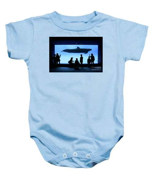 Grand Whale Baby Onesie