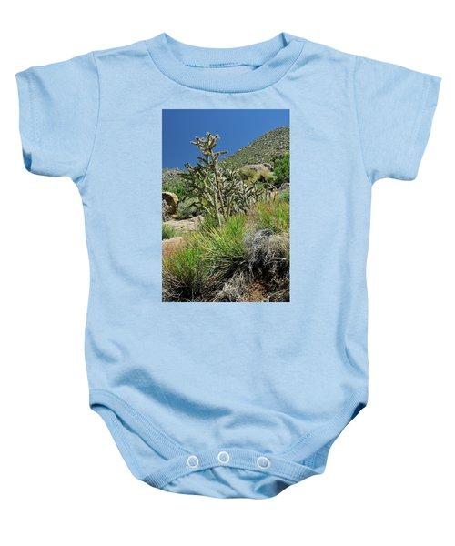 Greening Of The High Desert Baby Onesie