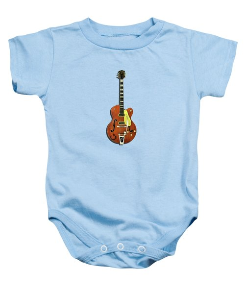 Gretsch 6120 1956 Baby Onesie by Mark Rogan