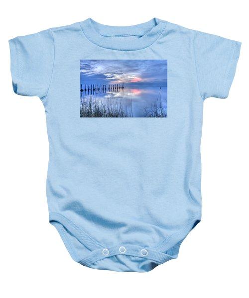 Gulf Reflections Baby Onesie