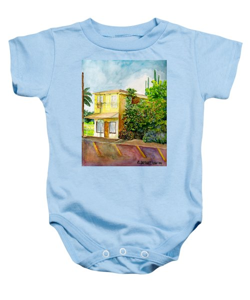 Hairbenders Of Paia Baby Onesie