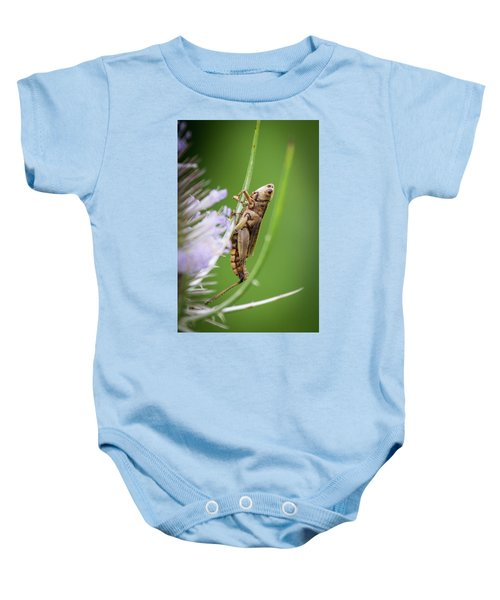 Hanging Out Baby Onesie