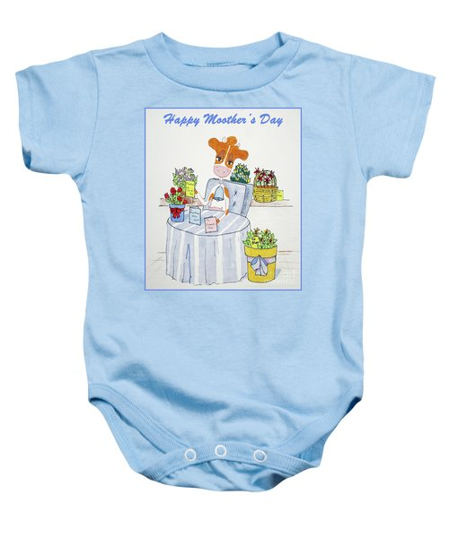 Happy Moother's Day 2 Baby Onesie