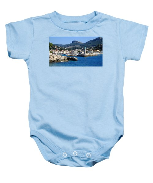 Harbor Of Cassis Baby Onesie