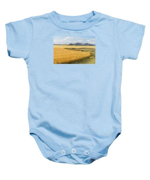 Harvest Baby Onesie