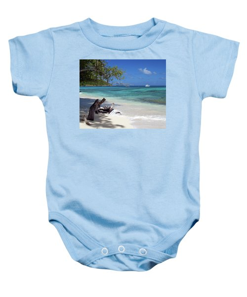 Hawksnest Bay 1 Baby Onesie
