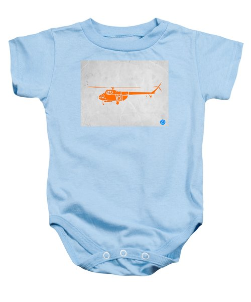 Helicopter Baby Onesie