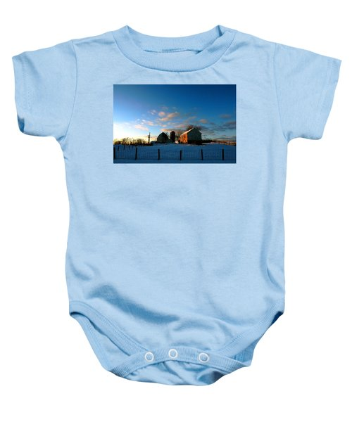 Here It Comes Baby Onesie