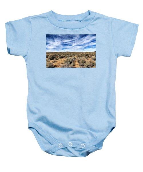 High Desert Baby Onesie