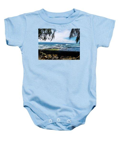 Hilo Bay Dreaming Baby Onesie