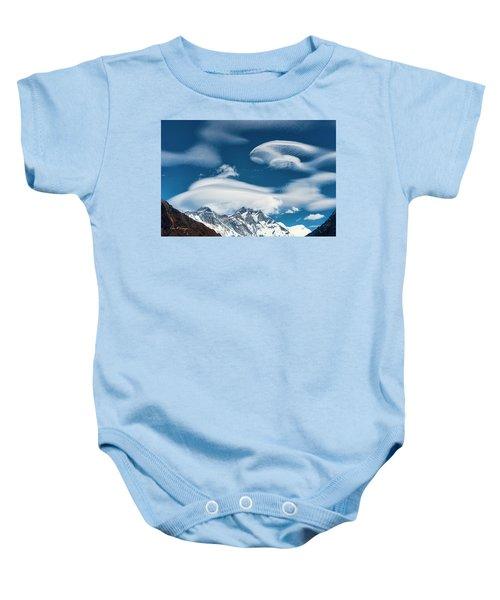 Himalayan Sky Baby Onesie