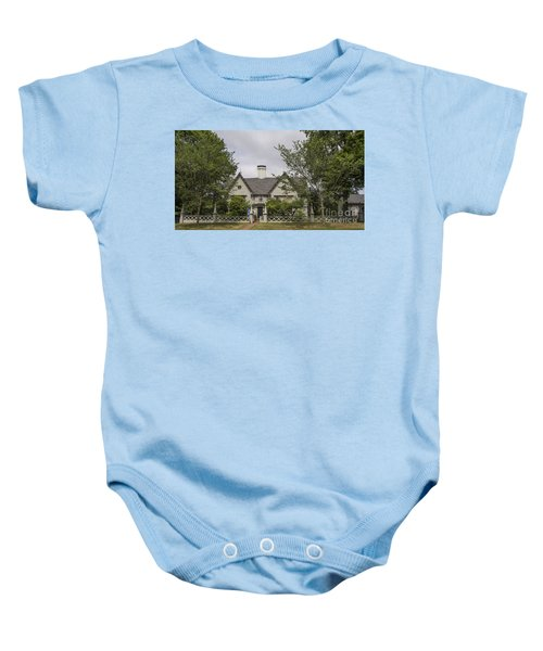 Historic House In Salem Baby Onesie