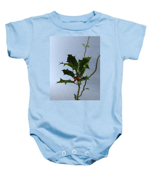 Holly Baby Onesie