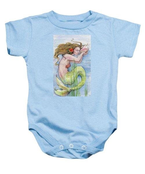 Mermaid Baby Onesie