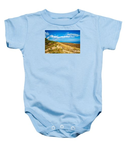 Ice Age After Noon Baby Onesie