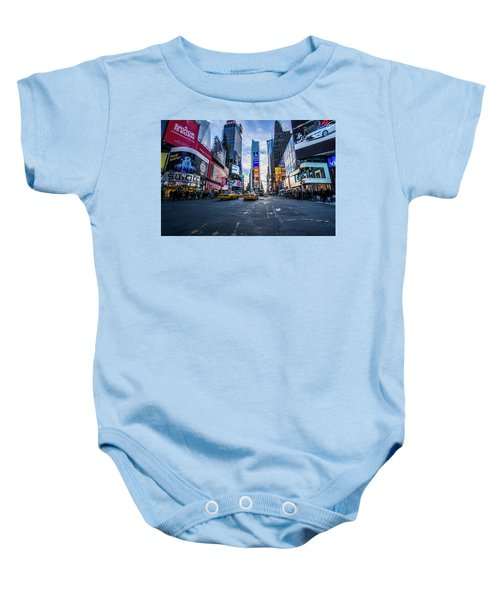 In The Heart Baby Onesie