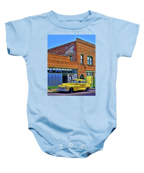 Indian Motocycle Co. Baby Onesie