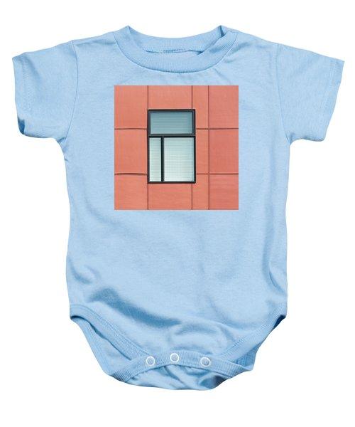 Indiana Windows 5 Baby Onesie