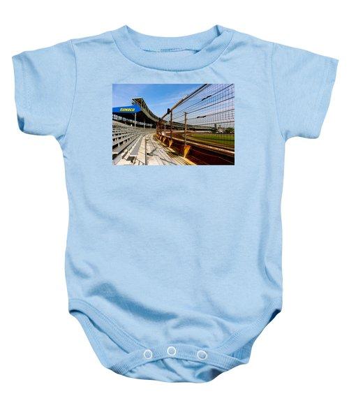 Indy  Indianapolis Motor Speedway Baby Onesie