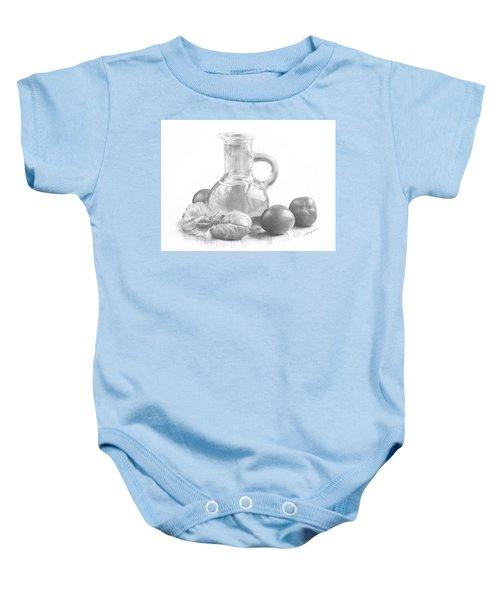 Ingredients Baby Onesie