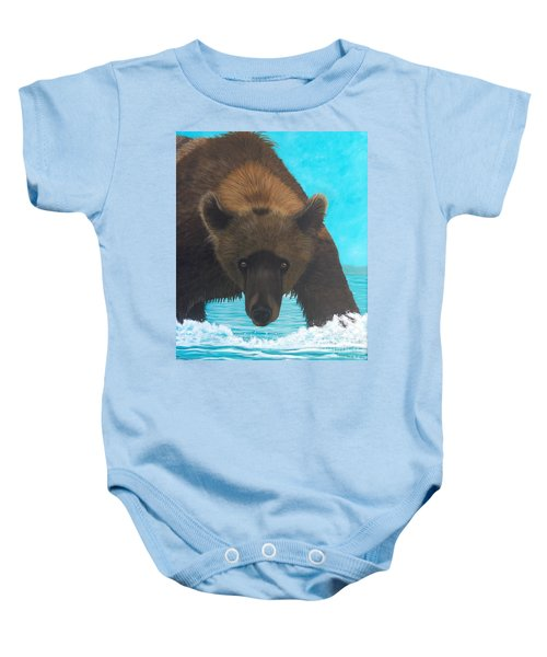 Interuption Baby Onesie
