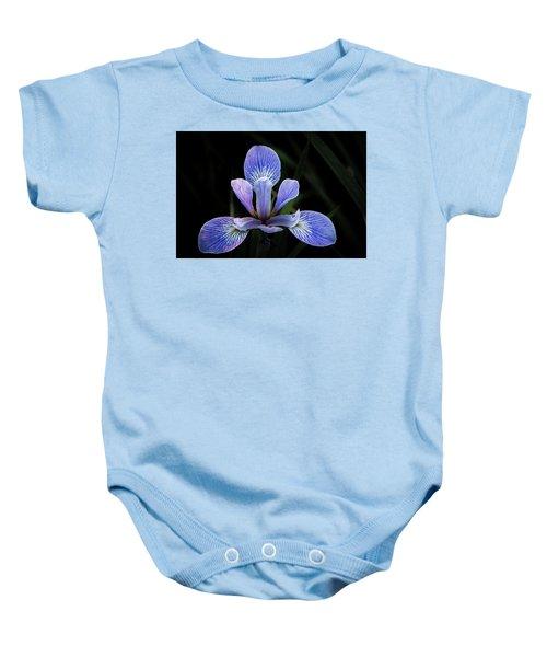 Iris #4 Baby Onesie