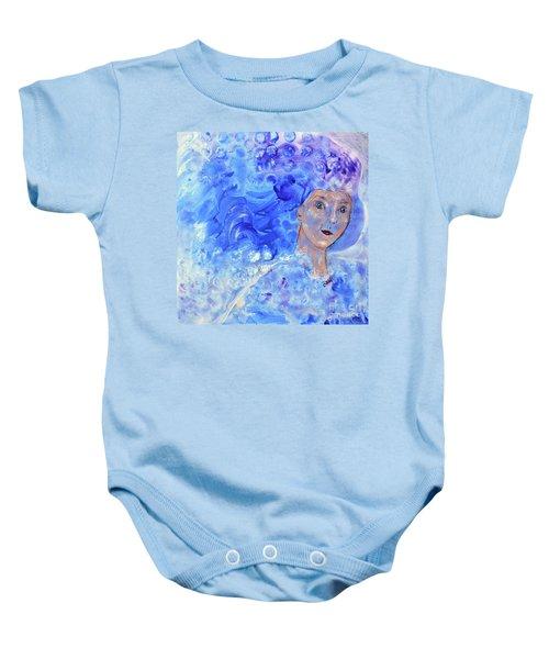 Jack Frost's Girl Baby Onesie
