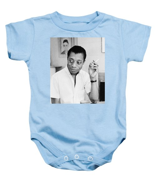 James Baldwin Baby Onesie