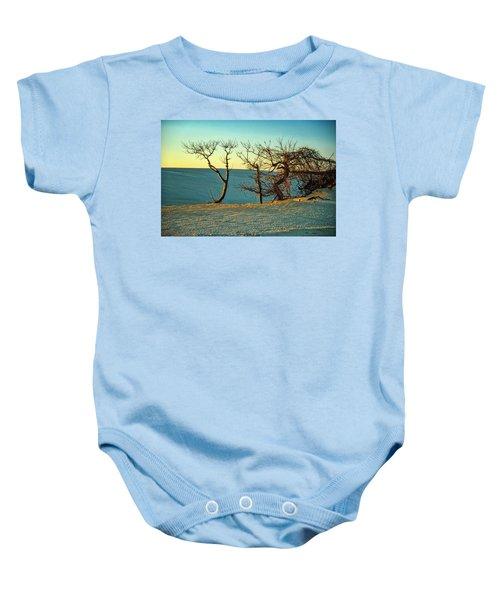 Jockey Ridge Sentinels Baby Onesie