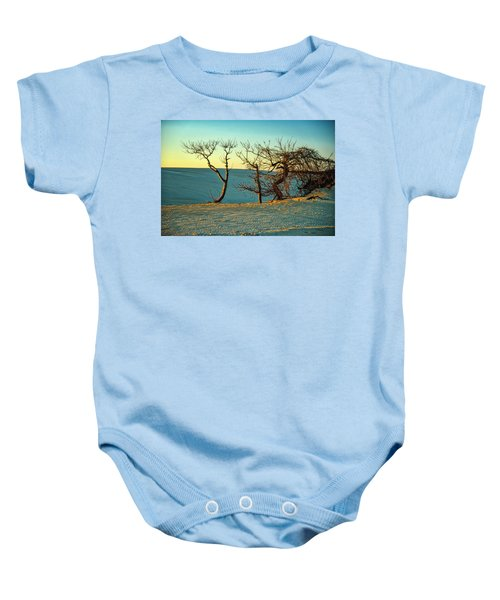 Jockey Ridge Sentinels Baby Onesie
