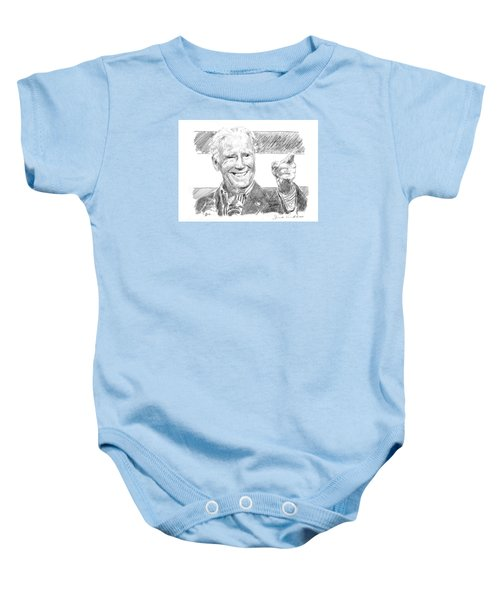 Joe Biden Baby Onesie by Shawn Vincelette