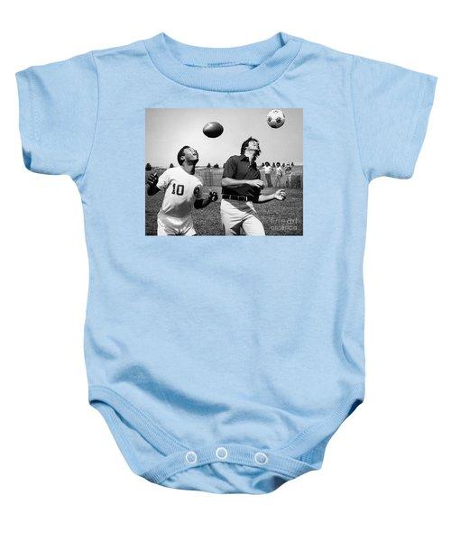 Joe Namath (1943- ) Baby Onesie by Granger