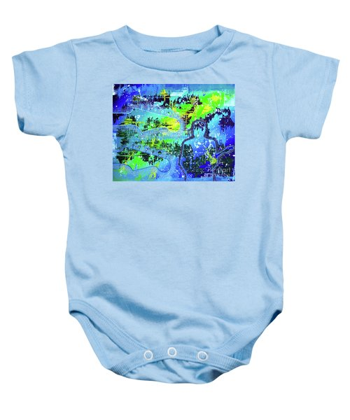 Journeyman Baby Onesie