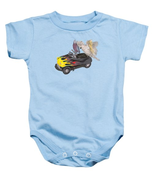 Julies Kids Baby Onesie by Jack Pumphrey