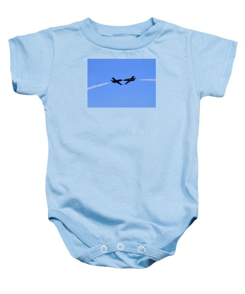 Just A Kiss Baby Onesie