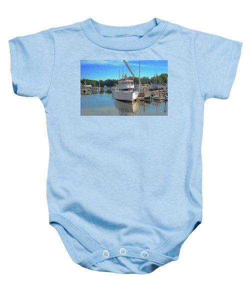 Kennebunk, Maine - 2 Baby Onesie