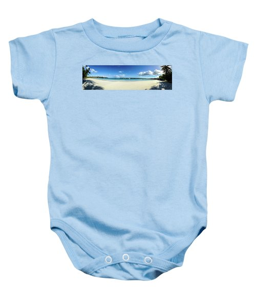 Kuto Bay Morning Pano Baby Onesie
