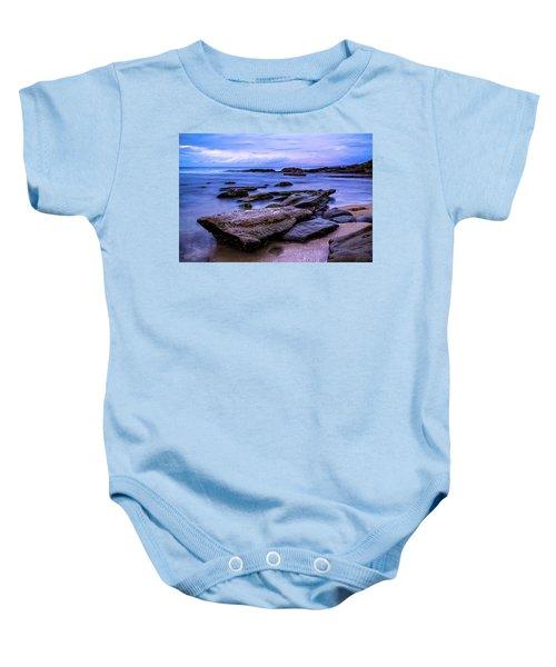 La Jolla Cove Twilight Baby Onesie