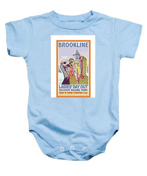 Ladies' Day Out Baby Onesie