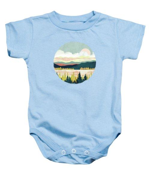 Lake Forest Baby Onesie