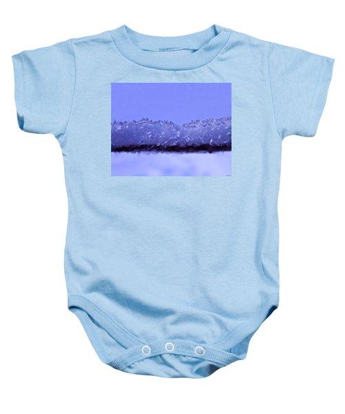 Lake Illusion Baby Onesie