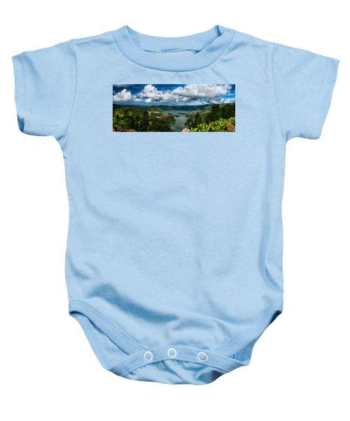 Landscapespanoramas015 Baby Onesie