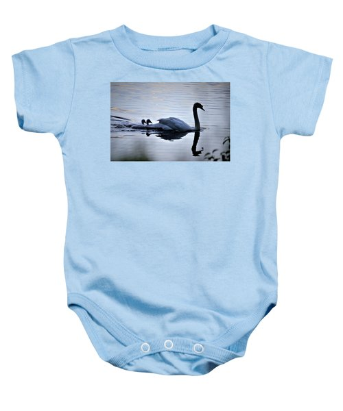 Leading The Way Baby Onesie