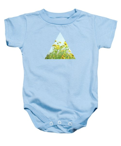 Lie Back And Think Of England Baby Onesie