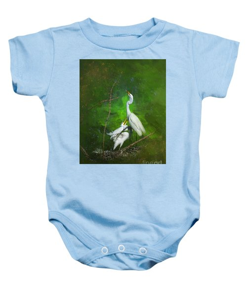 Life And Death Baby Onesie