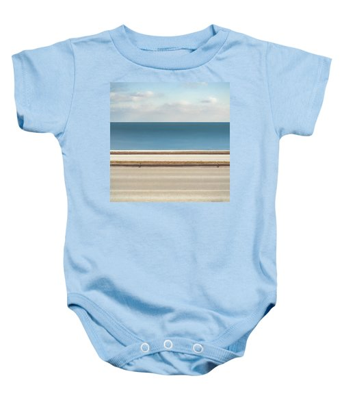 Lincoln Memorial Drive Baby Onesie
