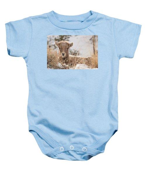 Little Bighorn Baby Onesie