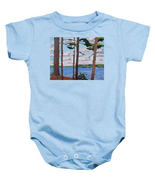 Little Rideau Lake Baby Onesie